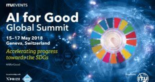 """قادة الذكاء الاصطناعي (AI) والعمل الإنساني يجتمعون في إطار القمة العالمية الثانية بشأن """"الذكاء الاصطناعي لتحقيق الصالح العام"""" من أجل ضمان استفادة البشرية من الذكاء الاصطناعي"""